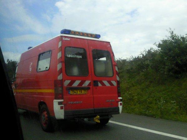 Véhicule logistique et VL Brest - 31 aout 2011