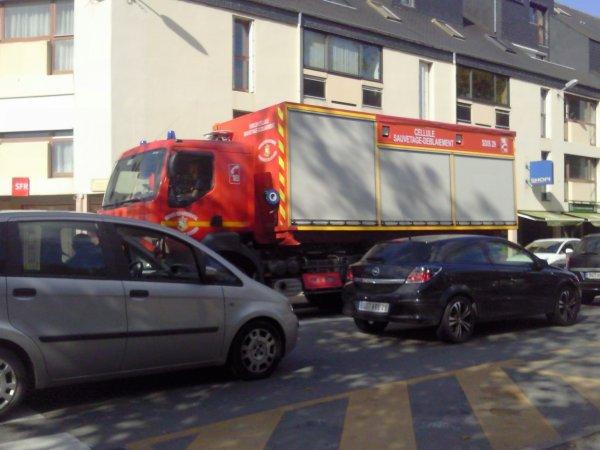 CSD Brest à Landerneau