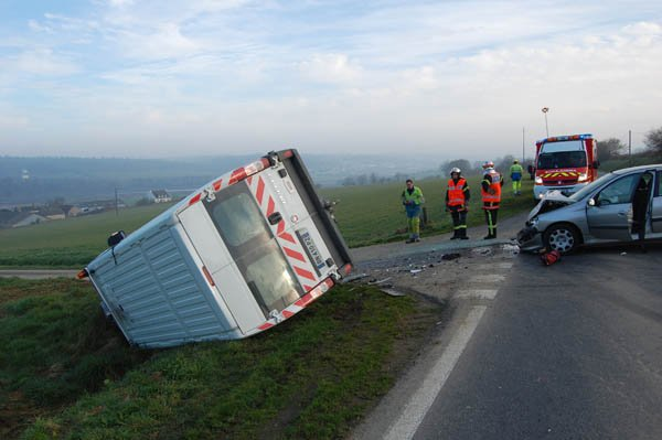 Accident Landerneau-Plougastel