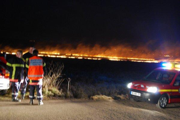 Monts d'Arrée. 300 hectares de tourbières brûlés