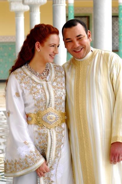 fin ghadiw nl9aw mitl had le roi et le princesse *alah yhfdkom lina wlbladba*