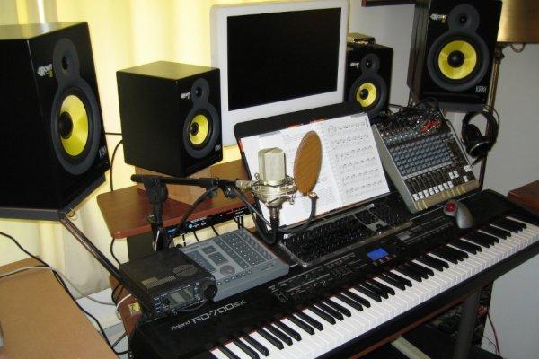 My studio Pro Dj EMy