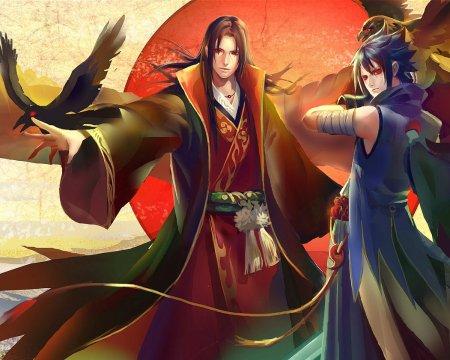 Chapitre 4 : Le bien et le mal de la Famille Uchiwa