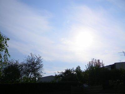 Un jour les Nuages s'allieront. Un jour on verra plus le Soleil. Un jour, on s'en mordera les doigts...