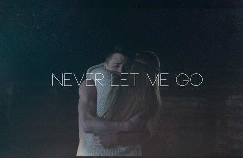 Ne me laisse pas ..