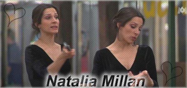 natalia millan [une actrice espagnole et bien plus que cela] .. ♥