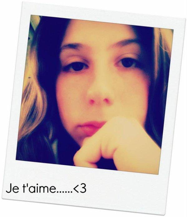 Je t'aime ........:3
