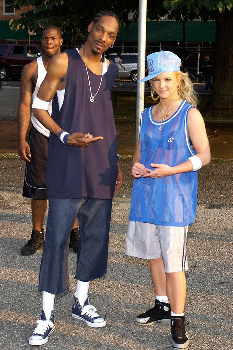 Britney et Snoop Dog