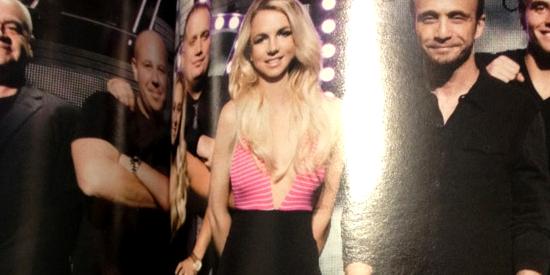 Britney dans le prochain « V »