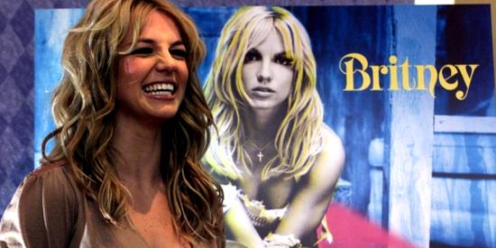 "Anecdotes sur l'album ""BRITNEY"""