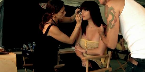 Infos sur la visite de Britney à BeautyLish