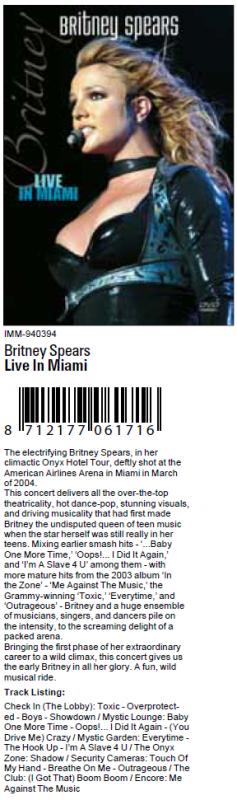 LE DVD DE L'ONYX HOTEL TOUR : LIVE IN MIAMI
