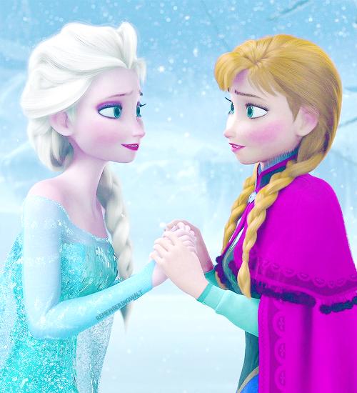 frozen la reine des neiges elsa et anna - La Reine Des Neiges Elsa