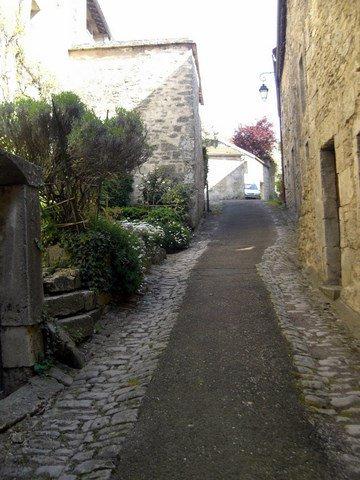 un village entièrement classé