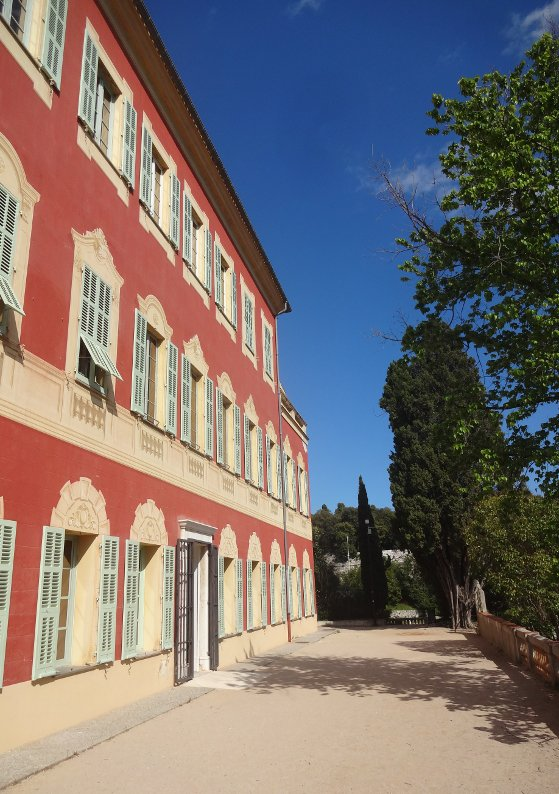 Nice FR 06, Cimiez (Musée Matisse), 06/05/2019, by / par Terence DEN HOED