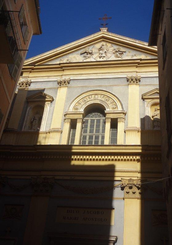 Nice FR 06, Église du Gesù, 09/05/2019, by / par Terence DEN HOED