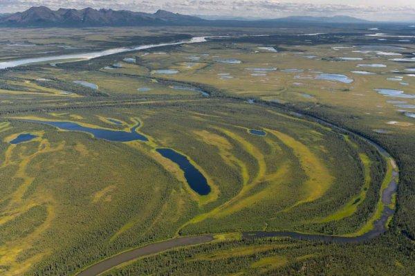 kobuk valley national park, Alaska