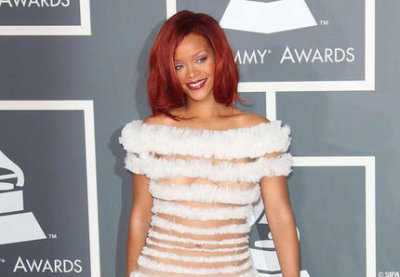 Rihanna au Grammy Awards 2011