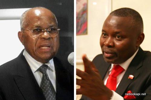Présidentielle 2011 en R.D.Congo, Rencontre entre Vital Kamerhe et Etienne Tshisekedi