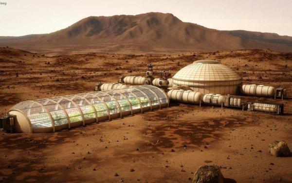 La colonisation de Mars pour bientôt