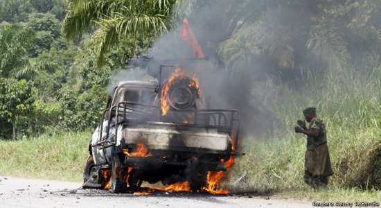 Mamadou Ndala Chef des opération a nord kivu Assassiner