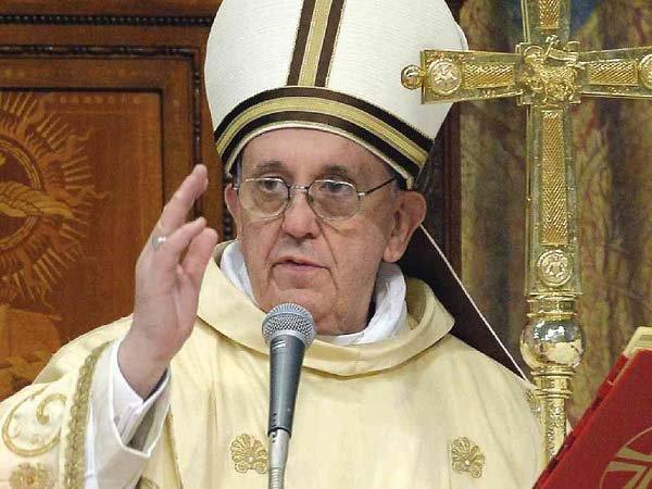 L'Enfer n'existe pas et Adam et Eve n'ont jamais existé selon le pape François