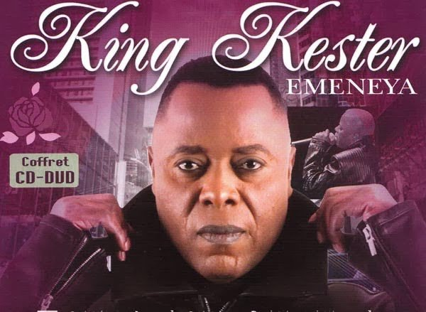 King Kester Emeneya est mort