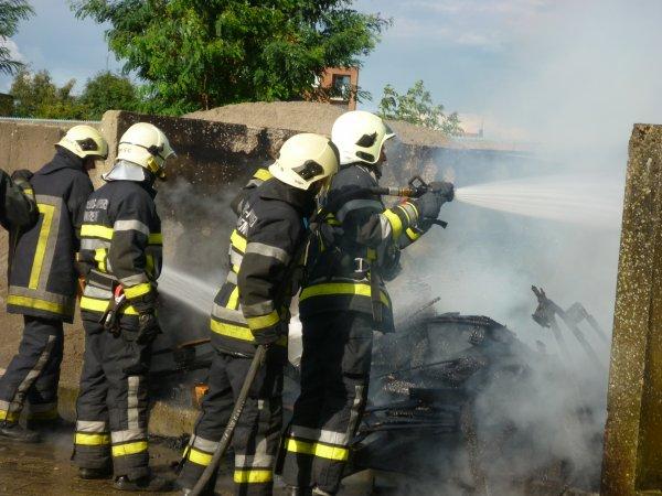 Le métier de pompier : Cadre professionel