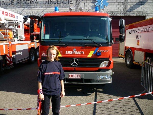 Pompier de Huy
