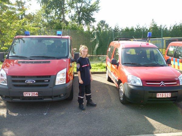 Pompiers de Huy