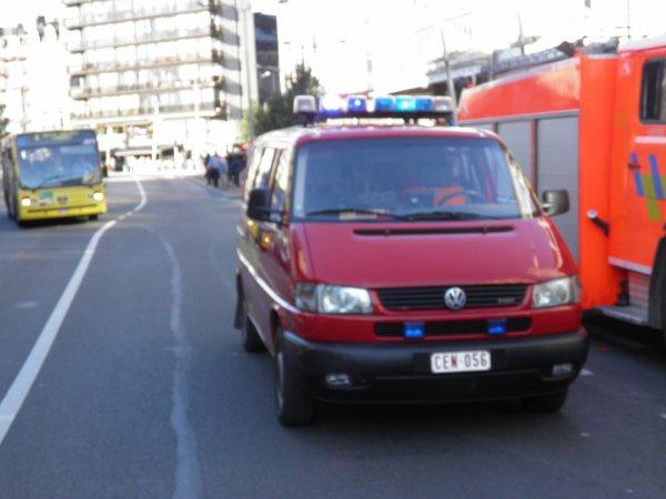 Pompiers de Liège