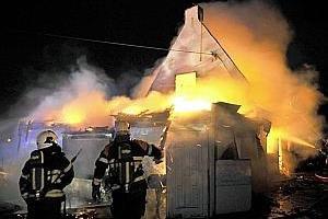 Beyne-Heusay fou, il met le feu a sa maison