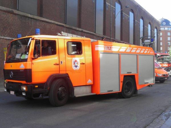 Pompier de Liège