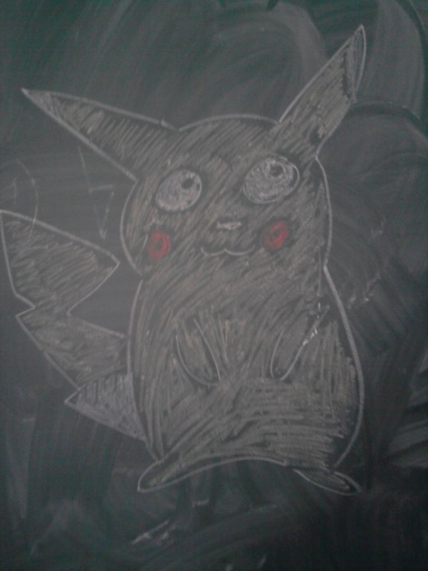 Pikachu !!