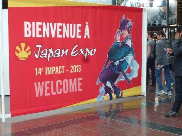 Japan expo 2013