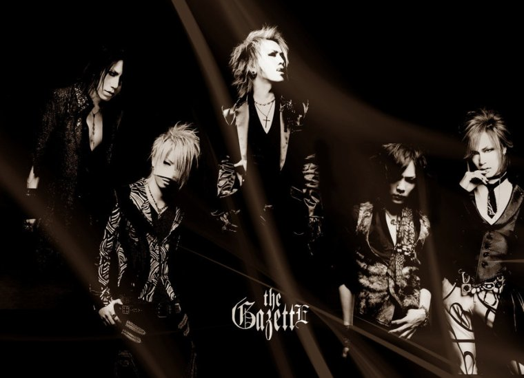 ガゼット ₪ the GazettE ₪ Newsletter