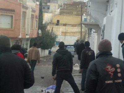 la colère du peuple na pas de couleur ni de classe social tunisien jusqua la mort