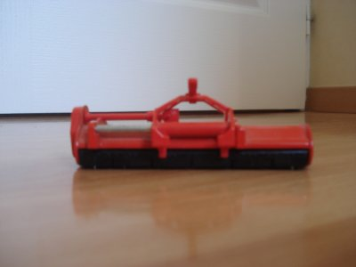 Mon gyrobroyeur  Kuhn BPR 280