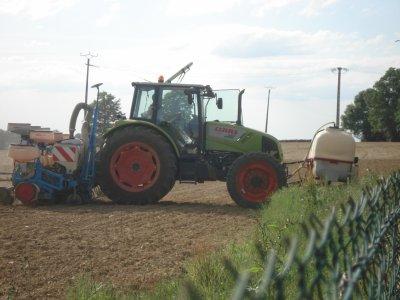 Semis du Maïs semences 2011