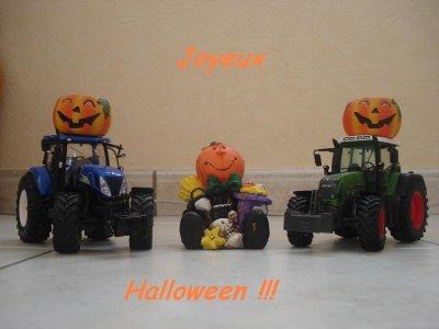 Exclu: Halloween !!!