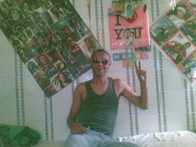 dans ma chambre
