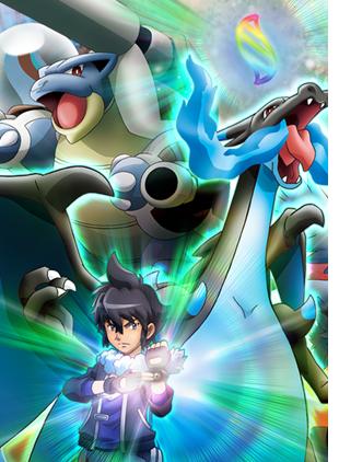 Pokémon XY : Mega Evolution