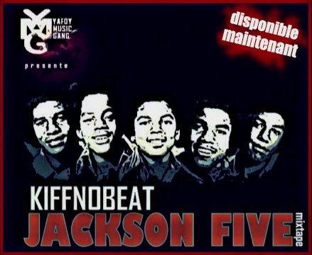 Jackson 5 / kiff no beat - YMGame (2012)