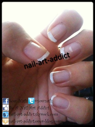 French Manucure - French Manicure