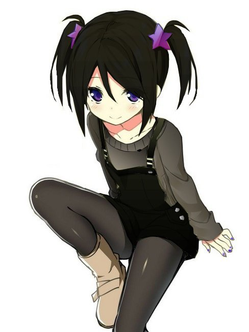 Asuna enfant