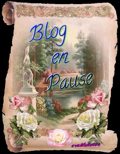 ****Blog en pause ****