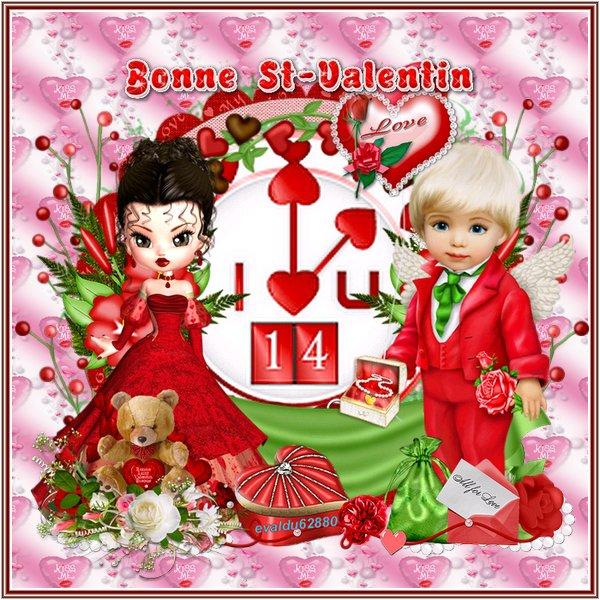 ***Bonne St Valentin***