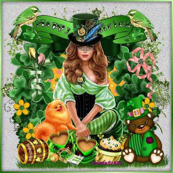 ***Bonne Fête de St  Patrick***