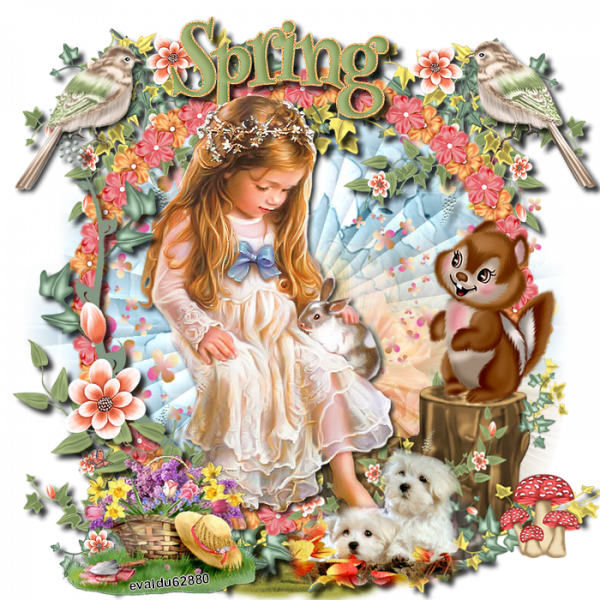 ***Joyeuse Pâques à toutes et à tous