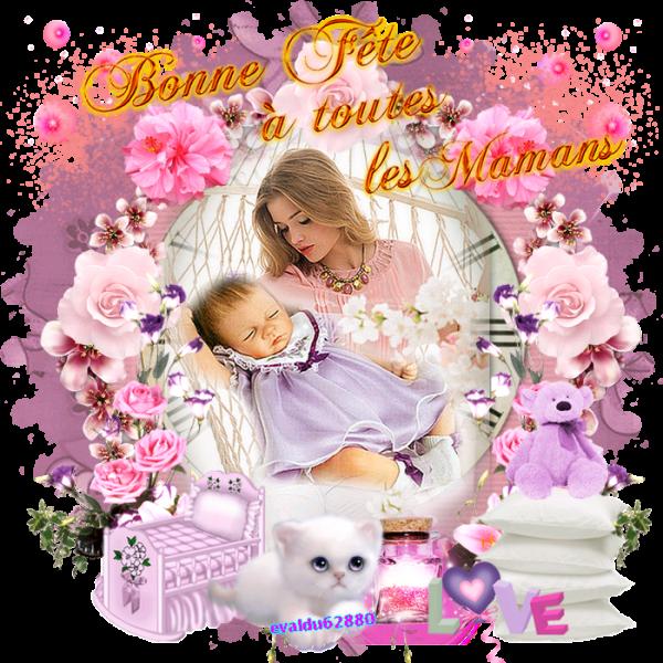 ****Bonne Fêe à toutes les Mamans ****
